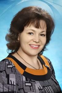 Андруконис Анна Тадеушевна учитель начальных классов