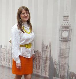 Гармаш Ольга Святославовна учитель английского языка