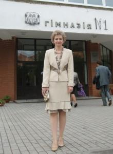 Гаспаревич Татьяна Николаевна учитель английского языка