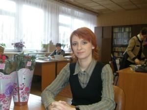 Конецкая Ольга Васильевна учитель английского языка