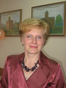 Корп Татьяна Ивановна учитель английского языка