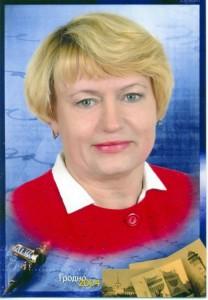 Ушкевич Анна Ивановна, учитель русского языка и литературы