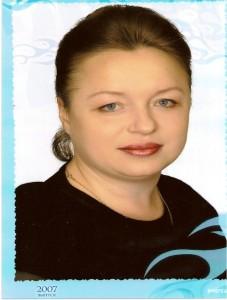 Хилюта Ирина Анатольевна, учитель русского языка и литературы