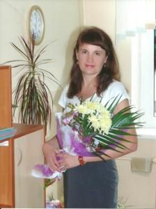 Ярмош Светлана Фадеевна учитель начальных классов