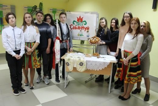 21 ноября, в рамках фестиваля национальных культур  в гимназии  прошёл «День татарской и туркменской национальных культур»