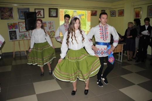 22 ноября, в рамках фестиваля национальных культур,  прошёл «День украинской национальной  культуры»