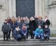 11-12 января 2018 г. в  рамках образовательного проекта «Неман нас объединяет»  учащиеся гимназии посетили среднюю школу «Атгимимо»  г. Друскининкай.