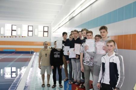 17 февраля, в шестой школьный день, прошло первенство гимназии по плаванию среди учащихся 9-11-х классов.
