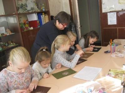 17 ноября ученики 2 «У» и 2 «Ю» класса посетили  детский  центр «Спутник»