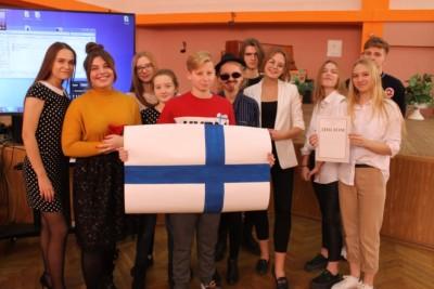 Каждый год в нашей гимназии проходит один из самых ярких и творческих конкурсов Music School Vision («Евровидение»). Учащиеся 8-11-х классов принимают участие в этом конкурсе. Примечательно, что конкурс проходит на иностранном языке.
