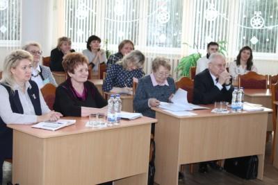 5 декабря в гимназии работала экспертная группа по оценке деятельности учреждения образования в рамках конкурса на соискание Премии Правительства Республики Беларусь за достижения в области качества.