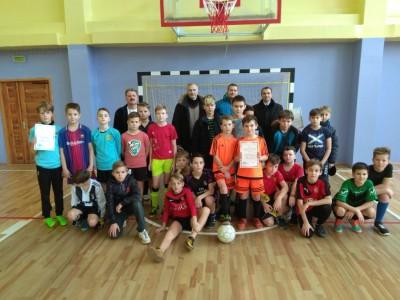 12 января, в шестой школьный день, в гимназии прошел турнир по мини-футболу среди учащихся 5-х классов