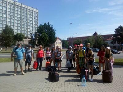 22 июня 2019 года передвижной  9-ти дневный оздоровительный лагерь  «Юный краевед» завершил свою работу.